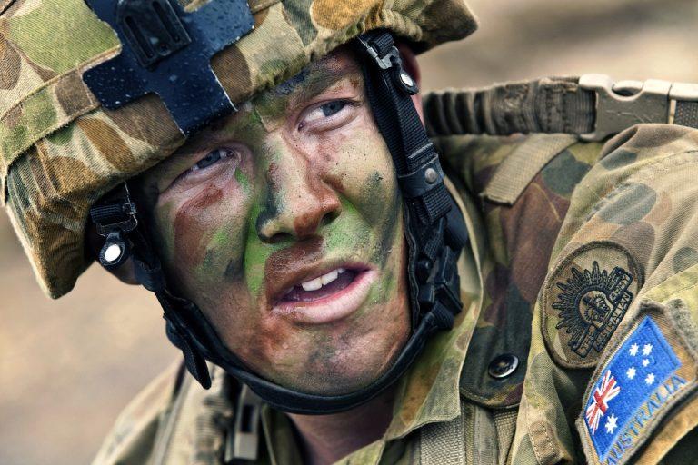 לוחם בצבא
