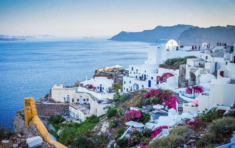 בתי נופש ביוון